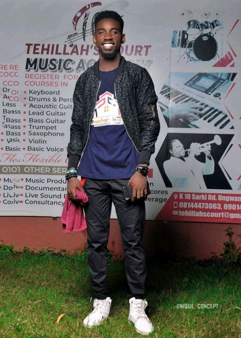 Biography of Music Preacher