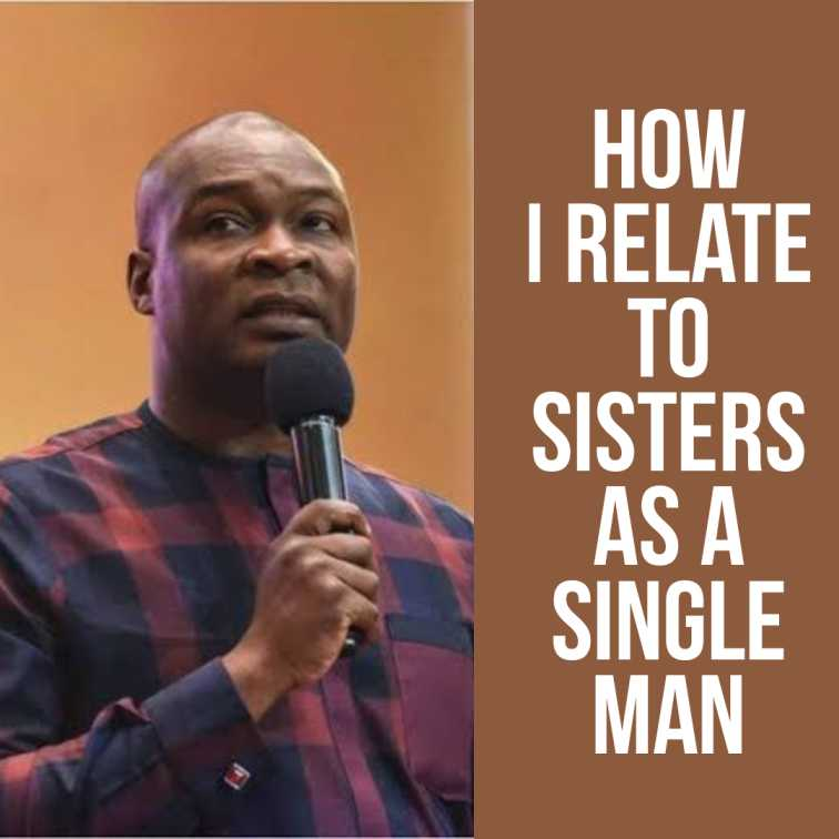 How I relate to sisters
