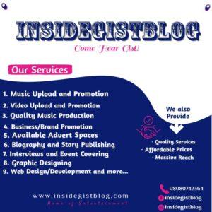 Insidegistblog Services